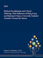 Political Socialization and Critical Thinking