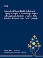 Examining Chinese Health Beliefs and Coping Strategies in Influencing Delays in Help-seeking Behaviours of Carers With Relatives Suffering From Early