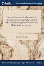 Historisch-Statistisches Panorama Des Rheinstroms Von Bingen Bis Coblenz