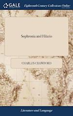 Sophronia and Hilario: An Elegy. The Second Edition. By Charles Crawford,