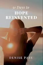 31 Days of Hope Reinvented