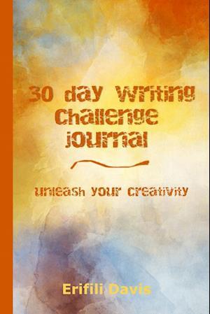 30 day writing challenge journal