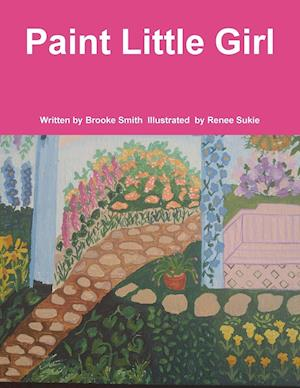 Paint Little Girl