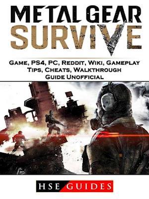 Få Metal Gear Survive Game, PS4, PC, Reddit, Wiki, Gameplay