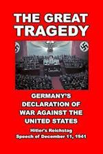 The Great Tragedy af Adolf Hitler