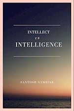 Intellect vs Intelligence af Santosh Nambiar