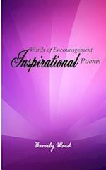 Words Of Encouragement Inspirational Poems