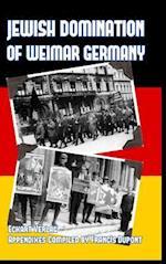 Jewish Domination of Weimar Germany af Eckhart Verlag