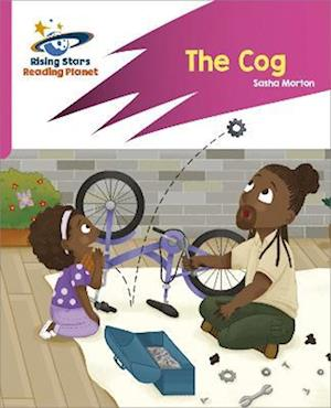 Reading Planet: Rocket Phonics - Target Practice - The Cog - Pink A