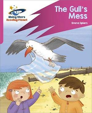 Reading Planet: Rocket Phonics - Target Practice - The Gull's Mess - Pink B