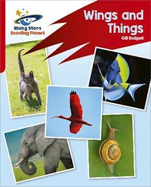 Reading Planet: Rocket Phonics - Target Practice - Wings and Things - Red B