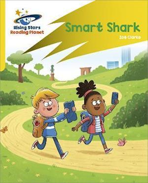Reading Planet: Rocket Phonics - Target Practice - Smart Shark - Yellow