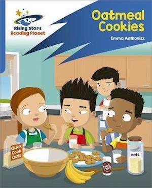 Reading Planet: Rocket Phonics - Target Practice - Oatmeal Cookies - Blue