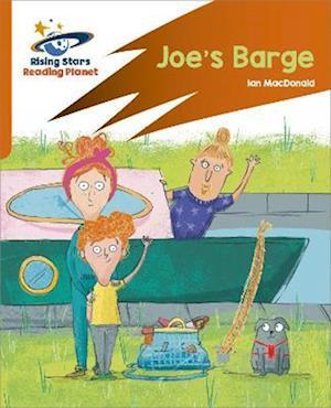 Reading Planet: Rocket Phonics - Target Practice - Joe's Barge - Orange