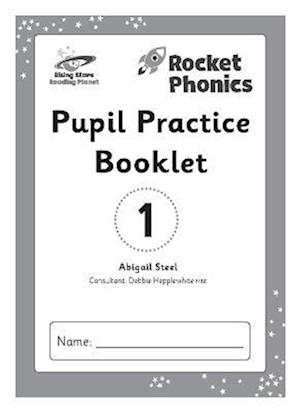 Reading Planet: Rocket Phonics - Pupil Practice Booklet 1