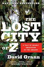 The Lost City of Z af David Grann