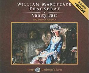 Lydbog, CD Vanity Fair [With eBook] af William Makepeace Thackeray