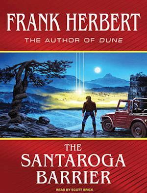 Lydbog, CD The Santaroga Barrier af Frank Herbert