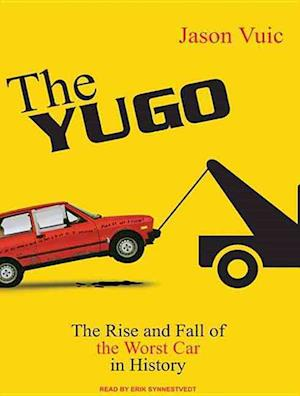 Lydbog, CD The Yugo af Jason Vuic