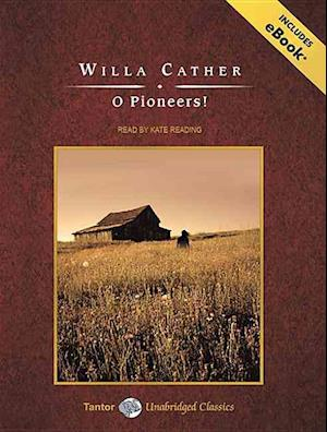 Lydbog, CD O Pioneers! af Willa Cather