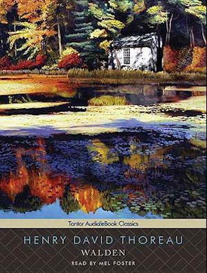 Lydbog, CD Walden af Henry David Thoreau