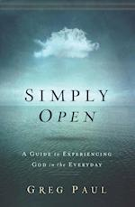 Simply Open af Greg Paul
