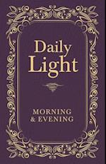 Daily Light: Morning and Evening Devotional af Thomas Nelson