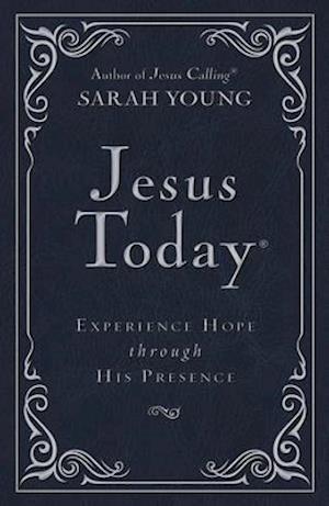 Bog paperback Jesus Today af Sarah Young