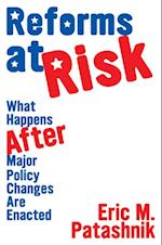 Reforms at Risk (Princeton Studies in American Politics: Historical, International, and Comparative Perspectives)