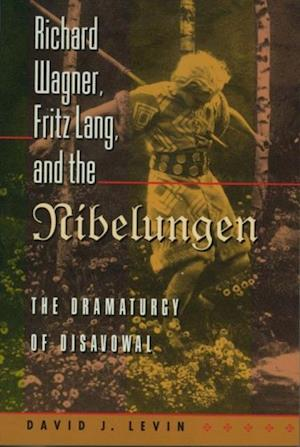 Richard Wagner, Fritz Lang, and the Nibelungen af David J. Levin