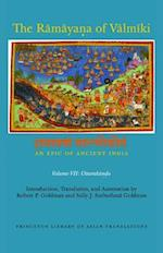 Ramayana of Valmiki: An Epic of Ancient India, Volume VII (PRINCETON LIBRARY OF ASIAN TRANSLATIONS)