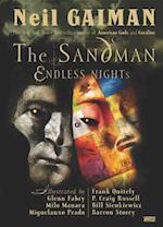 The Sandman af Glenn Fabry, Bill Sienkiewicz, Neil Gaiman