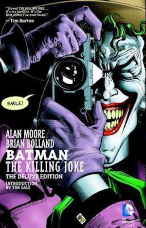 Batman The Killing Joke, Deluxe Edition