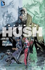 Hush af Alex Sinclair, Jim Lee, Jeph Loeb