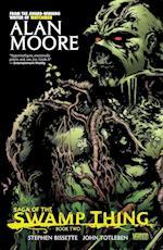 Saga Of The Swamp Thing TP Book 02 af Len Wein