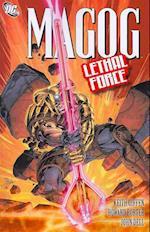Magog Lethal Force TP af Keith Giffen