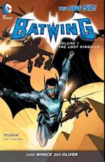 Batwing 1 af Judd Winick