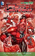 Red Lanterns TP Vol 01 Blood And Rage af Peter Milligan
