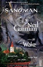 Sandman Volume 10: The Wake (New Edition)