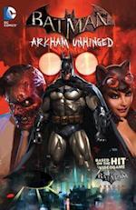 Batman Arkham Unhinged 1 af Derek Fridolfs