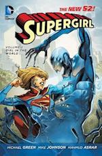 Supergirl 2 af Michael Green