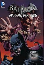 Batman Arkham Unhinged 3 af Derek Fridolfs