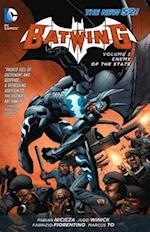 Batwing 3 af Judd Winick