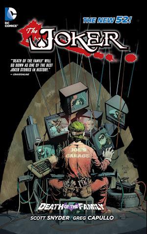 Bog, paperback Joker Death of the Family TP (The New 52) af Various