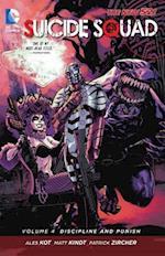 Suicide Squad Volume 4: Discipline and Punish TP (The New 52) af Ales Kot