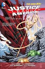 Justice League of America: the New 52 2 af Matt Kindt