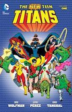 New Teen Titans TP VOL 01