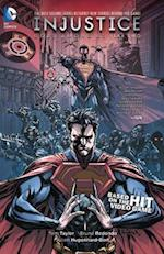 Injustice Gods Among Us Year Two 1 af Tom Taylor