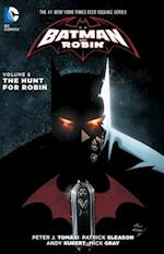 Batman and Robin af Peter J. Tomasi