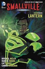 Smallville Season 11 TP Vol 7 Lantern af Bryan Q. Miller
